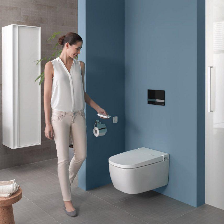 Vitra V-Care badkamer