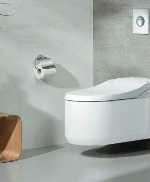 Grohe sensia arena Japans toilet