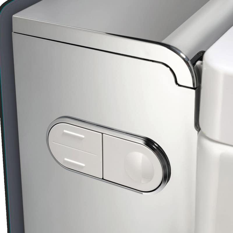 AquaClean-Mera-Comfort-chrome-bedieningspaneel