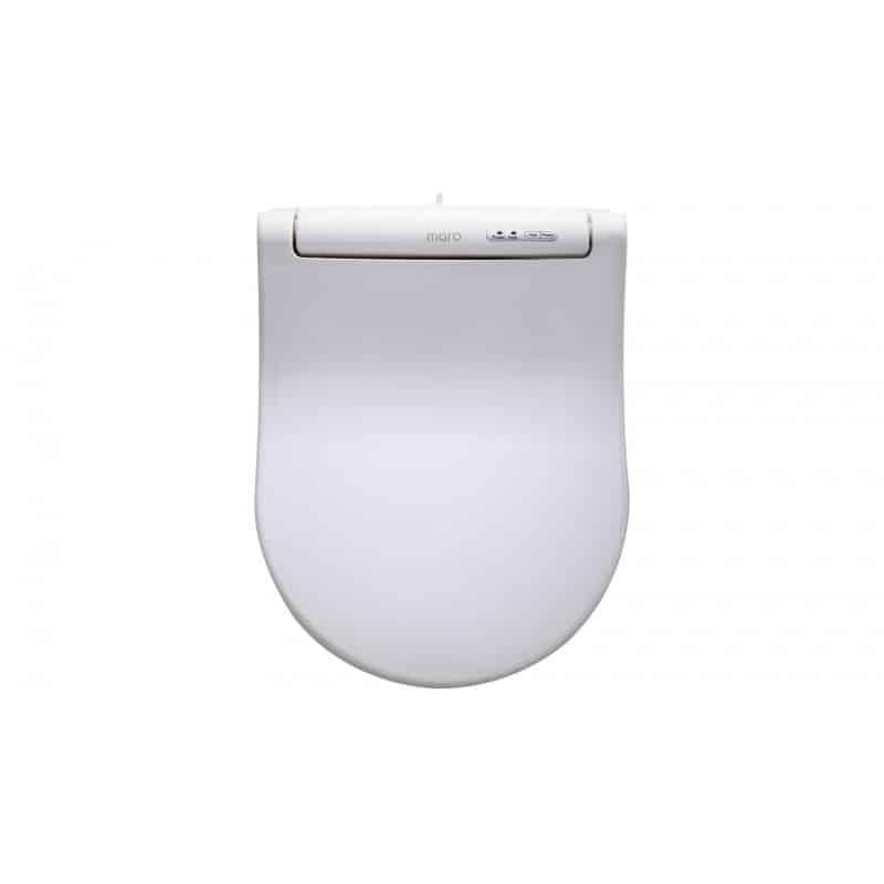 Verwarmde toilet bril
