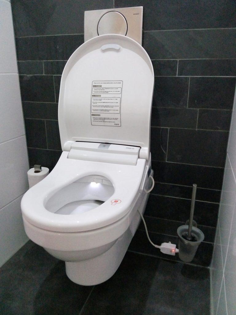 Sanitairwinkel installatie Maro DI600 douchewc (1)