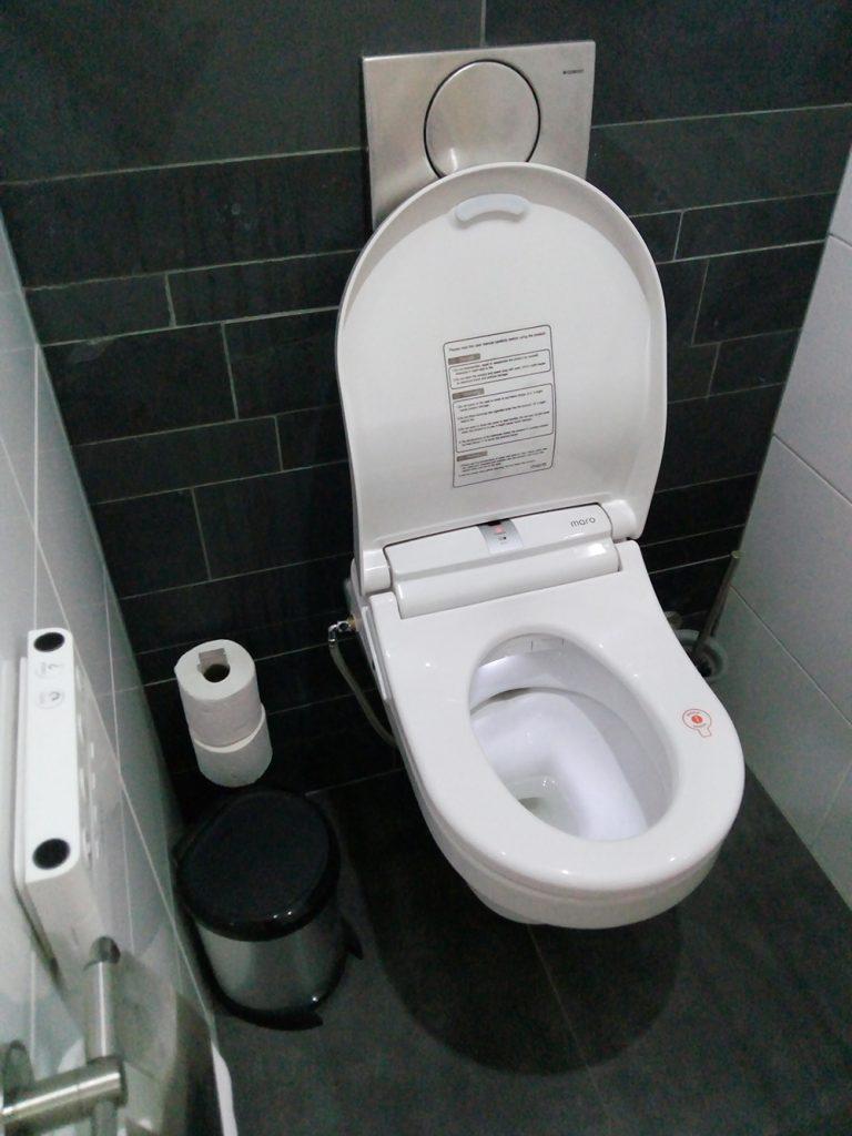 Sanitairwinkel installatie Maro DI600 douchewc (4)